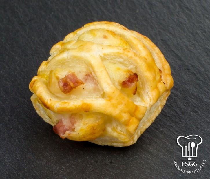 BlätterteigSnack Käse/Schinken