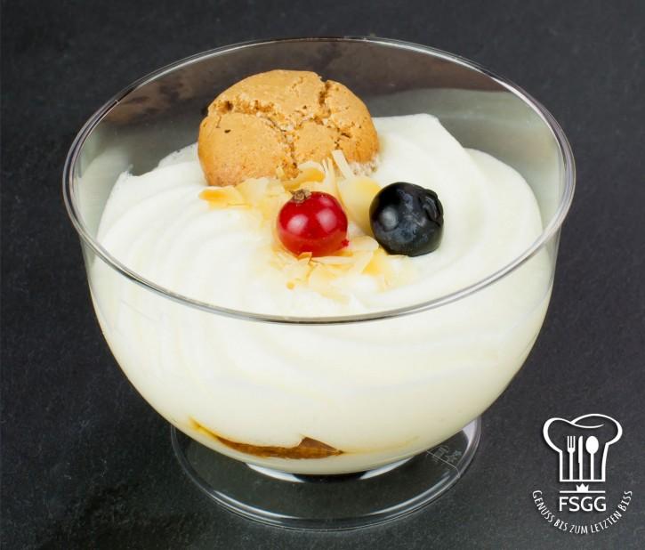 Joghurt-Limettencreme