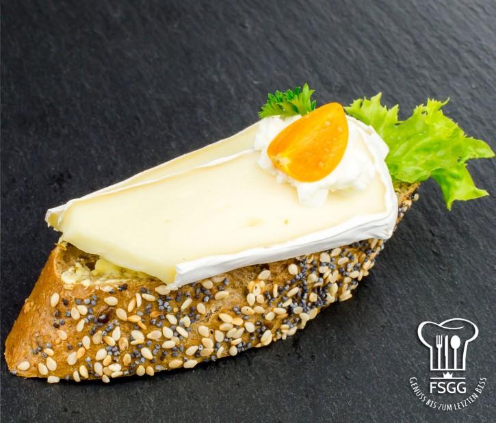 Canapé Camembert Rustika