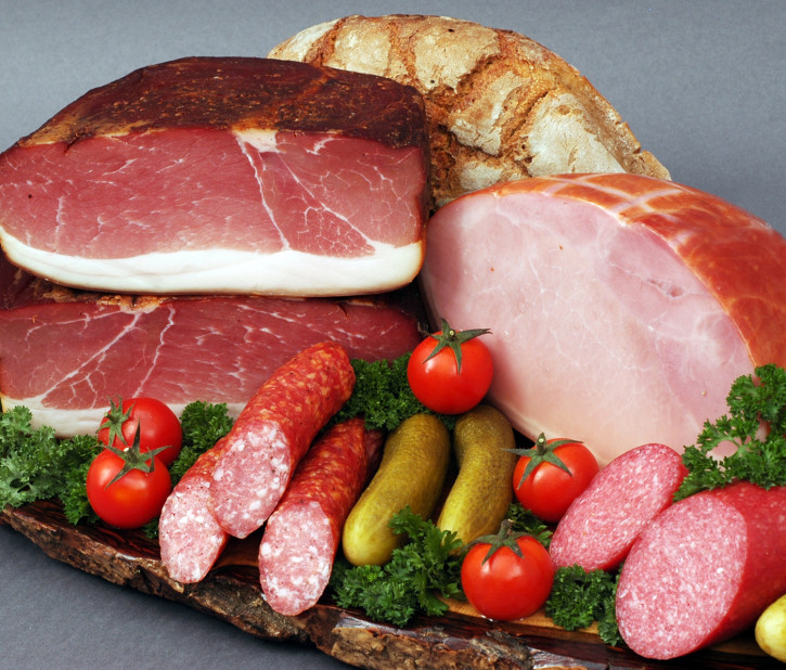 WURST SELECTION – kaltes Buffet 4 Pers.